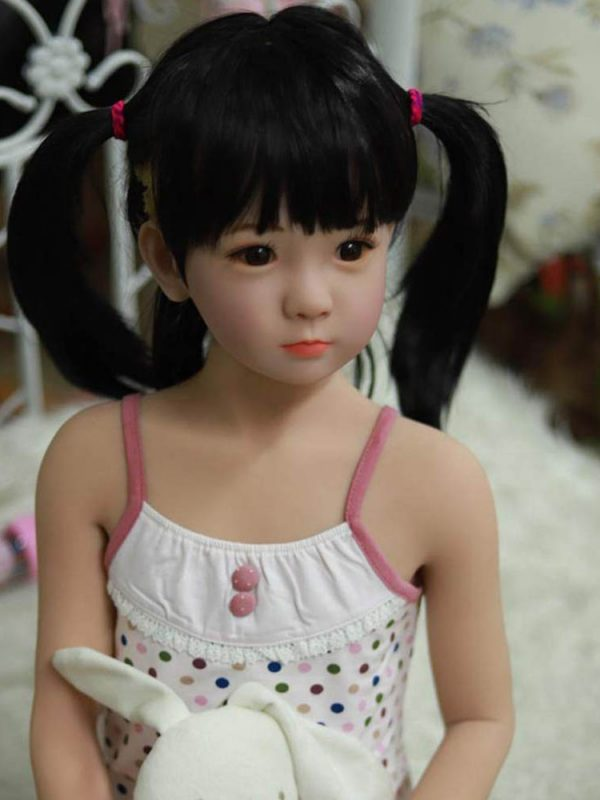 Yueyue – 4′ loli sex doll small breast with little height 122cm