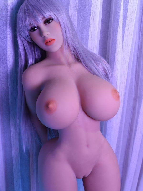 Nellie – 5'1″ lifelike sex doll gorgeous petite sex dolls
