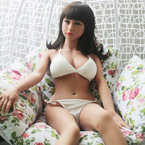 Xiaoli- 4'7″ 140 cm china dolls silicon sex