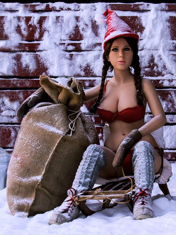 Wendy- 4'7″ 140 cm real sex doll for men