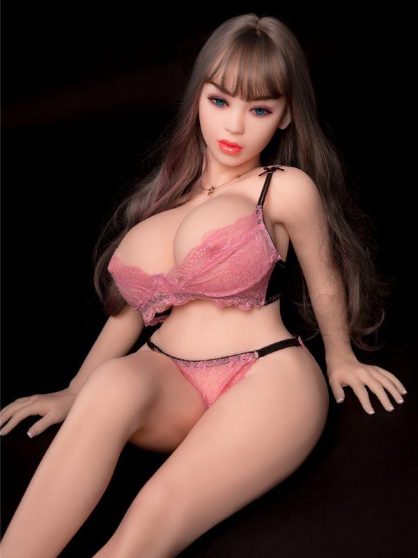Iris- 4'2″ 128 cm sex doll big chest