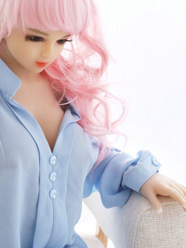 Inger – 3'5″ 105 cm diy sex doll