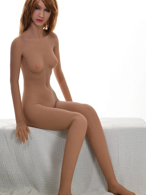 Audrey – 5'5″ 166 cm sex doll silicone massage