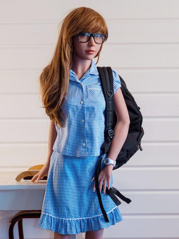 Zenia – 5'1″ 155 cm rubber dolls sex toys