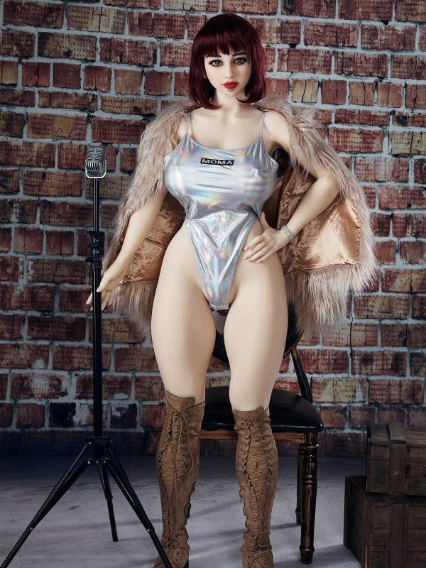"Aldis- 5'2"" 158 cm fat dolls sex"
