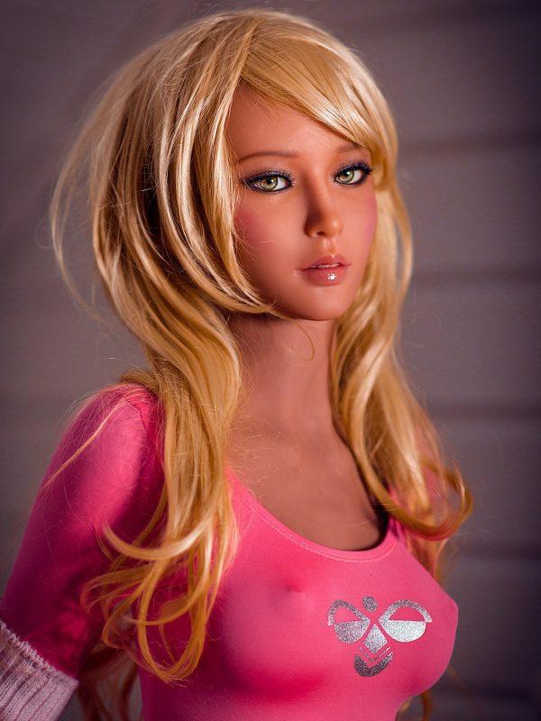 Albertine- 5'2″ 157 cm heated silicone sex doll