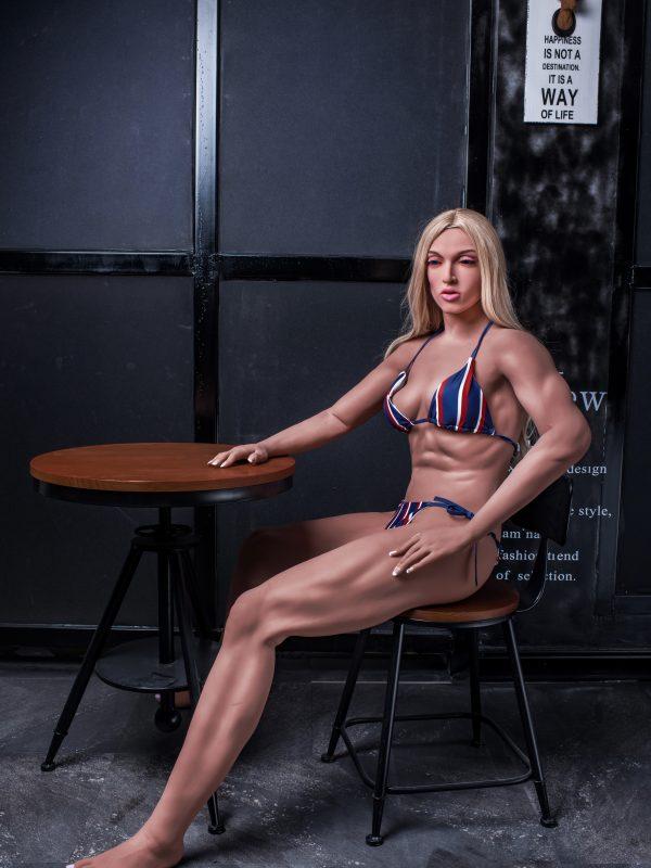 Adrienne – 5'4″ 163 cm sex doll kolkata
