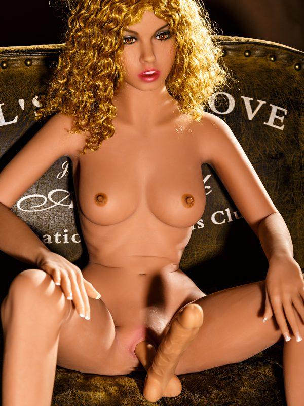 Alexa – 5'2″ 158 cm sex doll penis