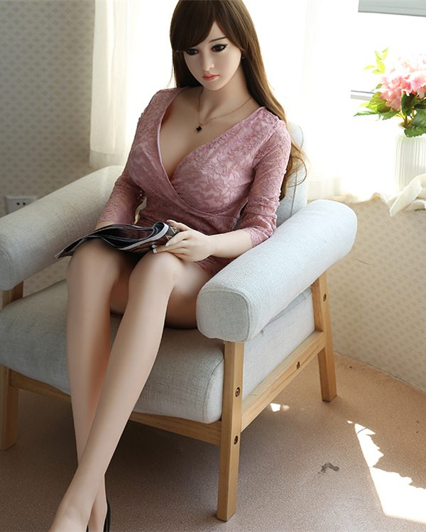 Aggis – 5'5″ 165 cm transparent sex doll