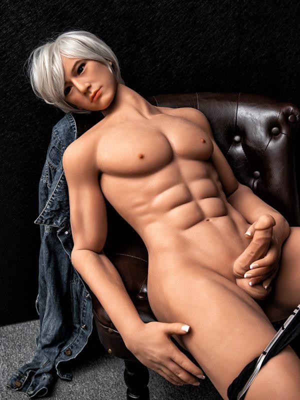 Bernie – 5'7″ 170 cm male silicone sex dolls for women