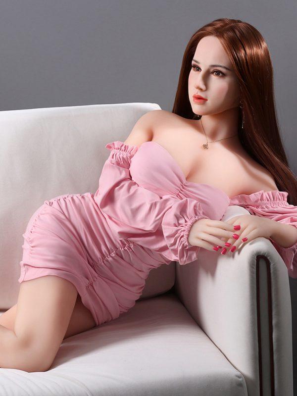 Warrce – 5'2″ 158 cm sex doll silicone torso full size ai