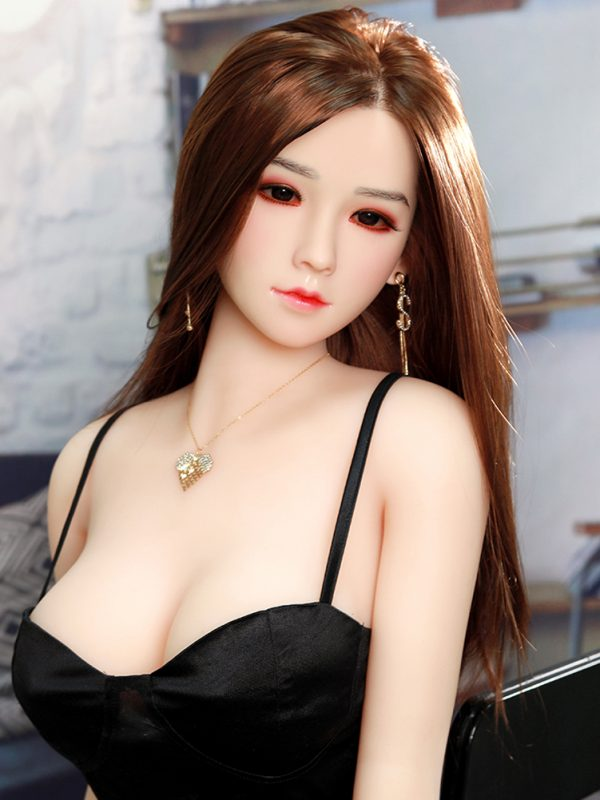 Xiaohua – 5'2″ 158 cm silicone head doll