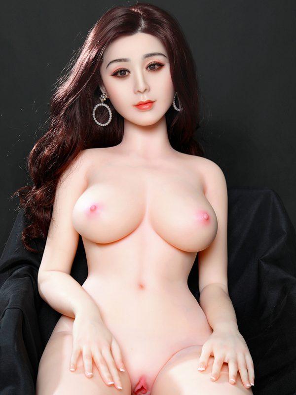 Fan bingbing – 5'5″ 164 cm solid silicone sex doll