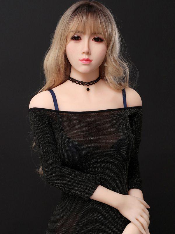 Yiyi – 5'5″ 165 cm silicon sex dolls
