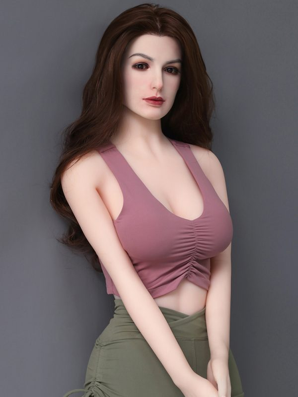 Anne Hathaway – 5'5″ 165 cm silicone sex doll for men