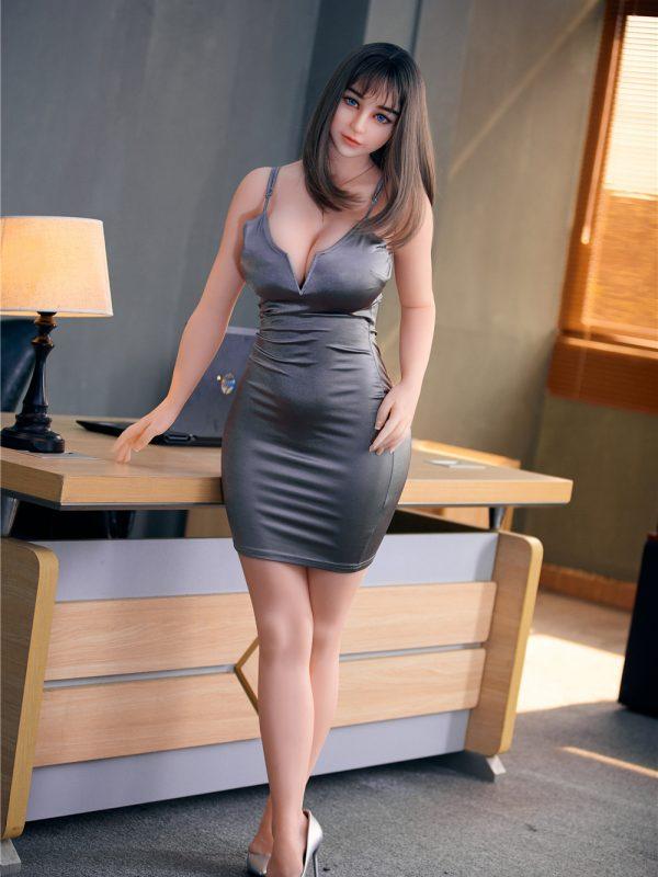"San- 5'3"" 161 cm sex doll heat"