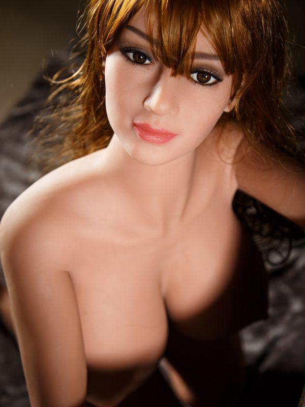 Afra – 5'5″ 165 cm sex doll real niñ