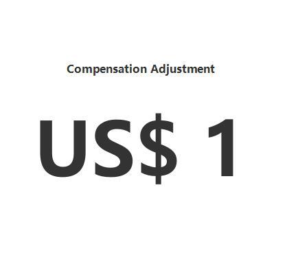 US$ 1 Compensation Adjustment