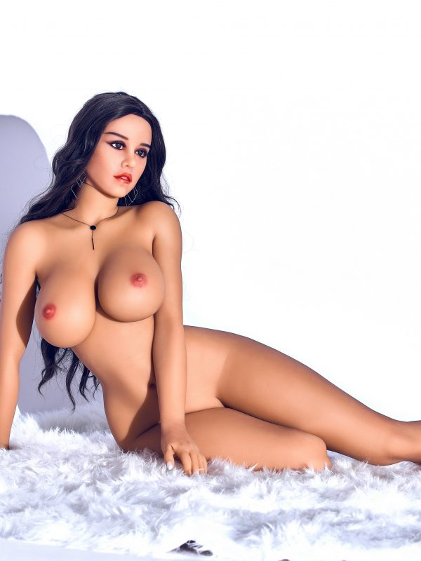 Angelia – 5'5″ 164 cm chepest silicone real sex doll