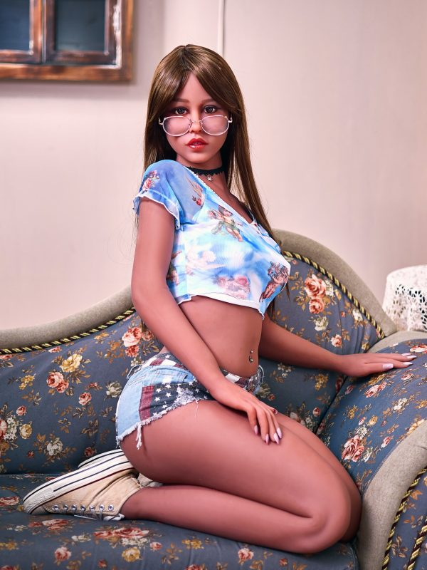 Leburry- 5'5″ 166 cm sex dolls with big boobs for men