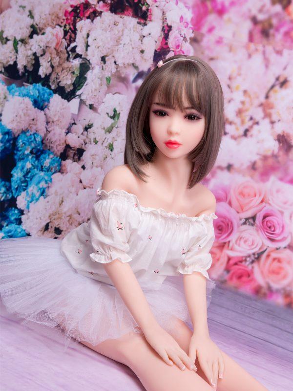 Bal- 4'4″ 132 cm doll baby sex