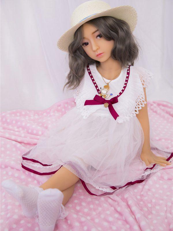 Bella – 3'5″ 105 cm sex toy girl doll