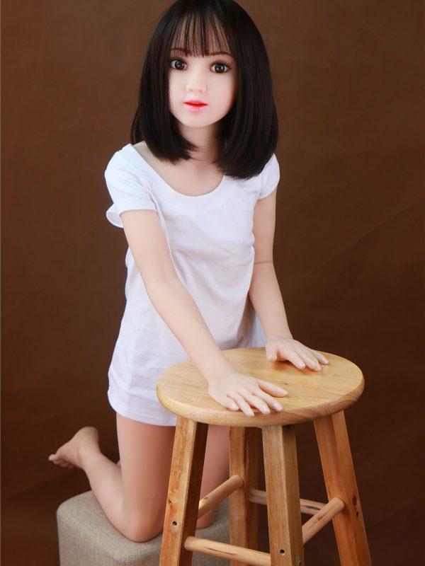 Eilian – 4'2″ 128 cm toy girl doll sex